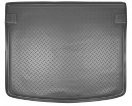 Коврики в багажник Volkswagen Caddy III (2004-2015)Caddy IV (2015) (прав.сдвижная дверь, подъемная.зад.дверь) Unidec