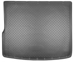 Коврики в багажник Volkswagen Touareg (2010) (4-х зонный климат контроль) Unidec
