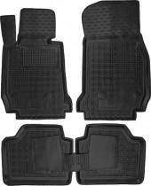Коврики в салон BMW F30 (F31) 3-серия (2012>)
