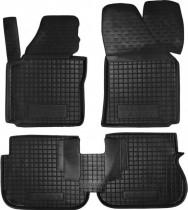 Коврики в салон Volkswagen Caddy (3 двери)