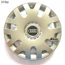 204 Колпаки для колес на Audi R14 (Комплект 4 шт.) SKS