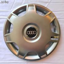 205 Колпаки для колес на Audi R14 (Комплект 4 шт.) SKS