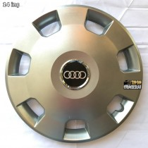 207 Колпаки для колес на Audi R14 (Комплект 4 шт.) SKS