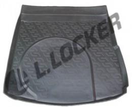 L.Locker Коврики в багажник Audi A6 s/n (2004-)