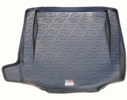L.Locker Коврики в багажник BMW 1ser (E87) hb 5 dr. (04-11)