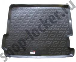 Коврики в багажник BMW X3 (F25) (10-) L.Locker
