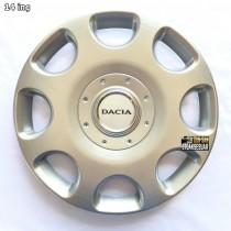 SKS 208 Колпаки для колес на Dacia R14 (Комплект 4 шт.)