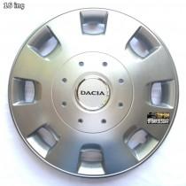 SKS 400 Колпаки для колес на Dacia R16 (Комплект 4 шт.)