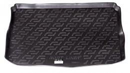 Коврики в багажник Citroen C4 hb (04-) L.Locker