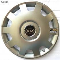 SKS 212 Колпаки для колес на KIA R14 (Комплект 4 шт.)