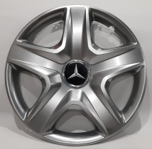 340 Колпаки для колес на Mercedes R15 (Комплект 4 шт.) SKS