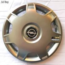 SKS 205 Колпаки для колес на Opel R14 (Комплект 4 шт.)