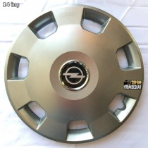 SKS 207 Колпаки для колес на Opel R14 (Комплект 4 шт.)