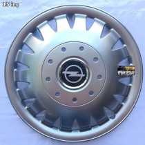 SKS 320 Колпаки для колес на Opel R15 (Комплект 4 шт.)