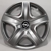 418 Колпаки для колес на Opel R16 (Комплект 4 шт.) SKS