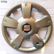 SKS 201 Колпаки для колес на Seat R14 (Комплект 4 шт.)