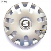 SKS 204 Колпаки для колес на Seat R14 (Комплект 4 шт.)