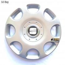 SKS 208 Колпаки для колес на Seat R14 (Комплект 4 шт.)