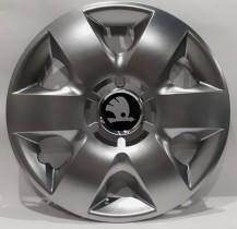 215 Колпаки для колес на Skoda R14 (Комплект 4 шт.) SKS