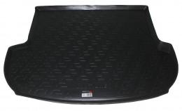 Коврики в багажник Hyundai Santa Fe II (10-) 5-мест L.Locker