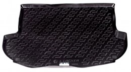 L.Locker Коврики в багажник Hyundai Santa Fe (06-) 5-мест