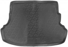 Коврики в багажник Hyundai Sоlaris Base/Classic (10-) L.Locker