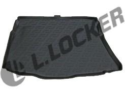 Коврики в багажник Kia Ceed III hb (13-) luxe L.Locker