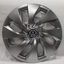 416 Колпаки для колес на Volkswagen R16 (Комплект 4 шт.) SKS