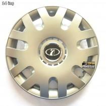 204 Колпаки для колес на Ваз R14 (Комплект 4 шт.) SKS