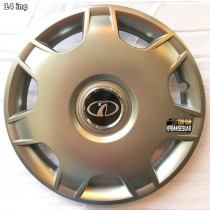 205 Колпаки для колес на Ваз R14 (Комплект 4 шт.) SKS