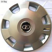 207 Колпаки для колес на Ваз R14 (Комплект 4 шт.) SKS