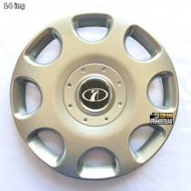 208 Колпаки для колес на Ваз R14 (Комплект 4 шт.) SKS