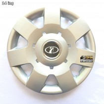 219 Колпаки для колес на Ваз R14 (Комплект 4 шт.) SKS