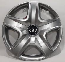 340 Колпаки для колес на Ваз R15 (Комплект 4 шт.) SKS