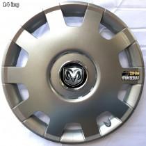 SKS 212 Колпаки для колес на Dodge R14 (Комплект 4 шт.)