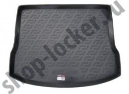 L.Locker Коврики в багажник Mazda 3 hb (13-)