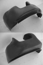 Арочные подкрылки для Honda Civic 1996-2000 пара пер. ООО Пластик