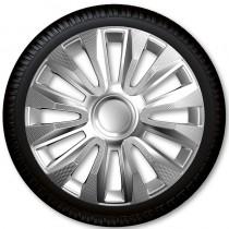 4 Racing Колпаки для колес Avalon Carbon R14 (Комплект 4 шт.)