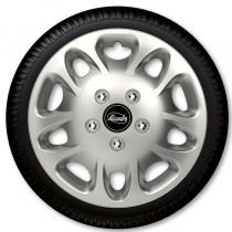 ARGO Колпаки для колес Mecador R17 (Комплект 4 шт.)