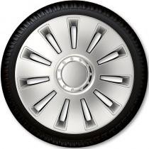 ARGO Колпаки для колес Silverstone Pro R17 (Комплект 4 шт.)