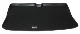 L.Locker Коврики в багажник Nissan Micra III (K12) hb (03-10)