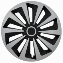 Jestic Колпаки для колес Fox ring mix R14 (Комплект 4 шт.)