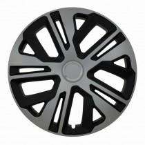 Jestic Колпаки для колес Raven ring mix R15 (Комплект 4 шт.)