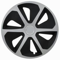 Jestic Колпаки для колес Roco ring mix R15 (Комплект 4 шт.)
