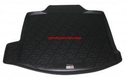 Коврики в багажник Nissan Tiida II hb (14-) L.Locker