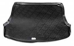 L.Locker Коврики в багажник Nissan Tiida sd (07-)
