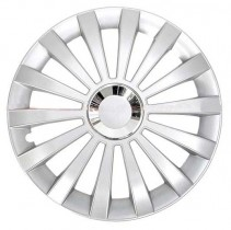 Jestic Колпаки для колес Meridian ring white R14 (Комплект 4 шт.)