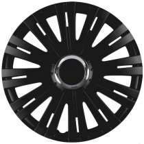 Колпаки для колес Active RC black R15 (Комплект 4 шт.) Elegant