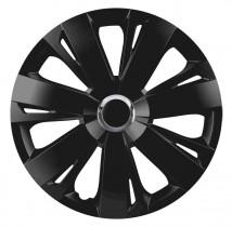 Колпаки для колес Energy RC black R15 (Комплект 4 шт.) Elegant