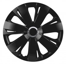 Колпаки для колес Energy RC black R16 (Комплект 4 шт.) Elegant